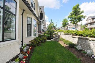 "Photo 19: 5 3432 GISLASON Avenue in Coquitlam: Burke Mountain House 1/2 Duplex for sale in ""ROXTON"" : MLS®# R2103480"