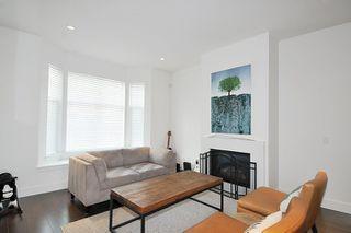 "Photo 3: 5 3432 GISLASON Avenue in Coquitlam: Burke Mountain House 1/2 Duplex for sale in ""ROXTON"" : MLS®# R2103480"