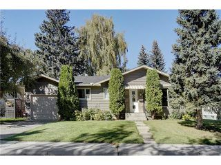 Photo 2: 72 KIRBY Place SW in Calgary: Kingsland House for sale : MLS®# C4082171