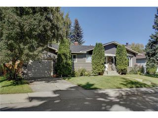 Photo 1: 72 KIRBY Place SW in Calgary: Kingsland House for sale : MLS®# C4082171