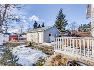 Photo 22: 313 WINDSOR Avenue: Turner Valley House for sale : MLS®# C4099234