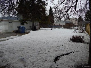 Photo 13: 506 Horton Avenue West in Winnipeg: West Transcona Residential for sale (3L)  : MLS®# 1705576