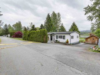 """Main Photo: 125 10221 WILSON Street in Mission: Stave Falls Manufactured Home for sale in """"TRIPLE CREEK ESTATES"""" : MLS®# R2165251"""