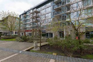 Photo 2: 703 633 ABBOTT STREET in Vancouver: Downtown VW Condo for sale (Vancouver West)  : MLS®# R2155830