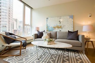 Photo 3: 703 633 ABBOTT STREET in Vancouver: Downtown VW Condo for sale (Vancouver West)  : MLS®# R2155830