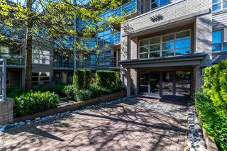 "Photo 1: 218 9339 UNIVERSITY Crescent in Burnaby: Simon Fraser Univer. Condo for sale in ""HARMONY"" (Burnaby North)  : MLS®# R2171696"