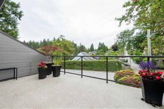 "Photo 37: 4304 NAUGHTON Avenue in North Vancouver: Deep Cove Townhouse for sale in ""COVE GARDEN TOWNHOUSES"" : MLS®# R2179628"