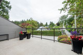 "Photo 23: 4304 NAUGHTON Avenue in North Vancouver: Deep Cove Townhouse for sale in ""COVE GARDEN TOWNHOUSES"" : MLS®# R2179628"