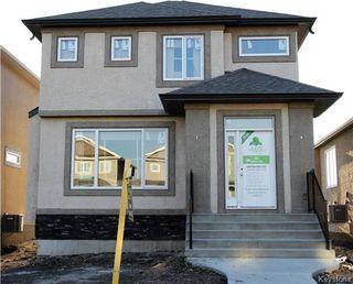 Photo 1: 38 Chelston Gate in Winnipeg: Devonshire Village Residential for sale (3K)  : MLS®# 1717634