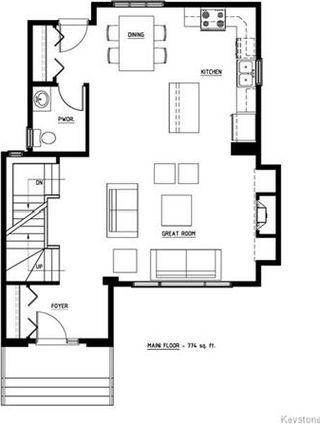Photo 16: 38 Chelston Gate in Winnipeg: Devonshire Village Residential for sale (3K)  : MLS®# 1717634