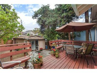 Photo 1: 3204 W 13TH AV in Vancouver: Kitsilano House for sale (Vancouver West)  : MLS®# V1091235
