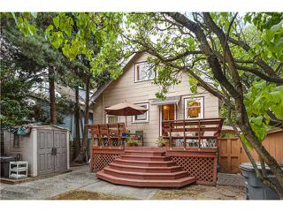 Photo 5: 3204 W 13TH AV in Vancouver: Kitsilano House for sale (Vancouver West)  : MLS®# V1091235