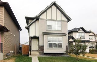 Photo 1: 444 CRANBERRY Circle SE in Calgary: Cranston House for sale : MLS®# C4139155