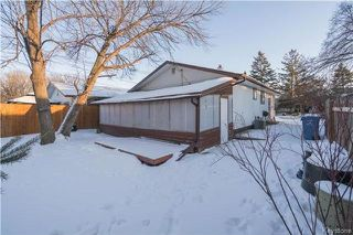 Photo 20: 103 Crofton Bay in Winnipeg: Pulberry Residential for sale (2C)  : MLS®# 1801277