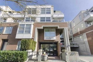 """Photo 19: 400 2768 CRANBERRY Drive in Vancouver: Kitsilano Condo for sale in """"Zydeco"""" (Vancouver West)  : MLS®# R2243397"""