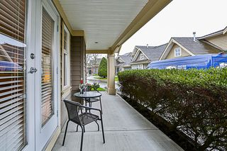 "Photo 14: 16 15450 ROSEMARY HEIGHTS Crescent in Surrey: Morgan Creek Townhouse for sale in ""CARRINGTON"" (South Surrey White Rock)  : MLS®# R2245684"