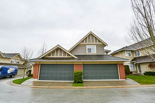 "Photo 12: 16 15450 ROSEMARY HEIGHTS Crescent in Surrey: Morgan Creek Townhouse for sale in ""CARRINGTON"" (South Surrey White Rock)  : MLS®# R2245684"