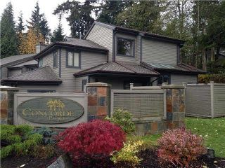 """Photo 1: 1753 RUFUS DRIVE in North Vancouver: Westlynn Townhouse for sale in """"Concorde Place"""" : MLS®# R2249513"""