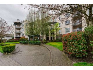 Photo 1: 308 20200 54A AVENUE in Langley: Langley City Condo for sale : MLS®# R2221595