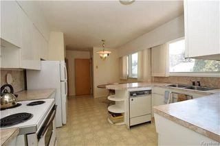 Photo 8: 100 Larchdale Crescent in Winnipeg: Fraser's Grove Residential for sale (3C)  : MLS®# 1808635