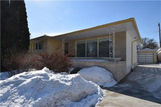 Photo 1: 100 Larchdale Crescent in Winnipeg: Fraser's Grove Residential for sale (3C)  : MLS®# 1808635