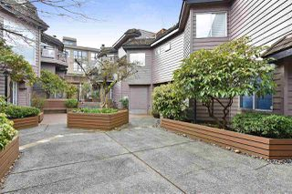 """Photo 1: 1274 W 6TH Avenue in Vancouver: Fairview VW Townhouse for sale in """"VANDERLEE COURT"""" (Vancouver West)  : MLS®# R2270048"""