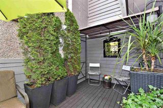 """Photo 19: 1274 W 6TH Avenue in Vancouver: Fairview VW Townhouse for sale in """"VANDERLEE COURT"""" (Vancouver West)  : MLS®# R2270048"""
