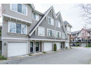 "Photo 1: 19 12778 66 Avenue in Surrey: West Newton Townhouse for sale in ""Hathaway Village"" : MLS®# R2276589"