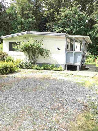 """Photo 1: 145 1830 MAMQUAM Road in Squamish: Garibaldi Estates Manufactured Home for sale in """"Timbertown"""" : MLS®# R2286884"""