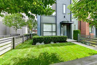 """Photo 1: 45 2332 RANGER Lane in Port Coquitlam: Riverwood Townhouse for sale in """"FREMONT BLUE"""" : MLS®# R2287167"""