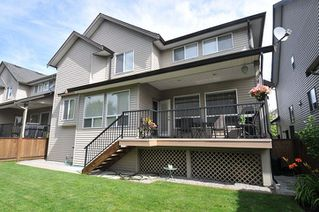 "Photo 20: 19826 SILVERTHORNE Place in Pitt Meadows: South Meadows House for sale in ""BONSON LANDING"" : MLS®# R2287550"