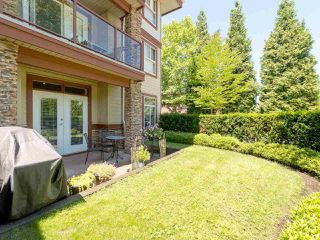 "Photo 6: 112 3355 ROSEMARY HEIGHTS Drive in Surrey: Morgan Creek Condo for sale in ""TEHAMA"" (South Surrey White Rock)  : MLS®# R2303778"