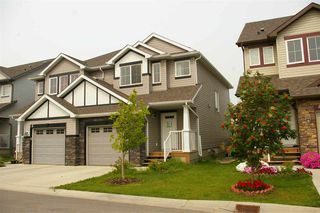 Main Photo: 5 9350 211 Street in Edmonton: Zone 58 House Half Duplex for sale : MLS®# E4129839