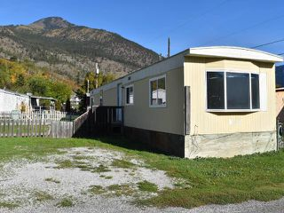 Photo 1: 113 187 MOUNTAIN VIEW ROAD in : Lillooet Manufactured Home/Prefab for sale (South West)  : MLS®# 148380