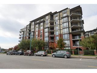 "Photo 1: 601 1551 FOSTER Street: White Rock Condo for sale in ""Sussex House"" (South Surrey White Rock)  : MLS®# R2312968"