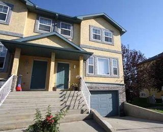 Main Photo: 16777 91 Street in Edmonton: Zone 28 Townhouse for sale : MLS®# E4137352