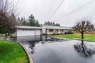 Main Photo: 24996 54 Avenue in Langley: Salmon River House for sale : MLS®# R2327819