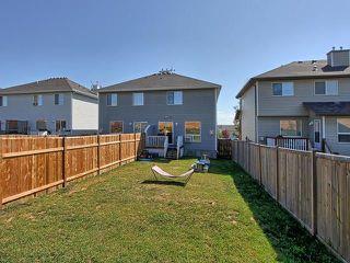 Photo 21: 84 DOUGLAS Lane: Leduc House Half Duplex for sale : MLS®# E4139725