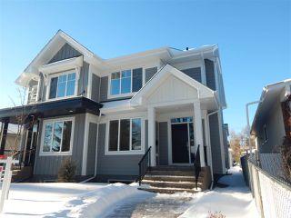 Main Photo:  in Edmonton: Zone 18 House Half Duplex for sale : MLS®# E4139779
