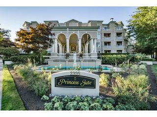 "Main Photo: 316 2995 PRINCESS Crescent in Coquitlam: Canyon Springs Condo for sale in ""PRINCESS GATE"" : MLS®# R2340827"