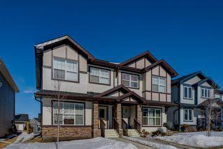 Main Photo: 34 ABBEY Road: Sherwood Park House Half Duplex for sale : MLS®# E4147212