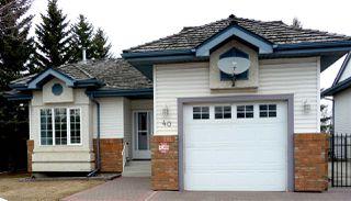Main Photo: 40 10 BLACKBURN Drive W in Edmonton: Zone 55 Condo for sale : MLS®# E4151157