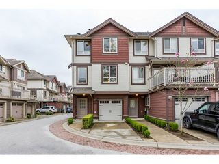"""Photo 1: 34 19560 68 Avenue in Surrey: Clayton Townhouse for sale in """"SOLANA"""" (Cloverdale)  : MLS®# R2357431"""