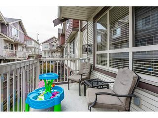 """Photo 19: 34 19560 68 Avenue in Surrey: Clayton Townhouse for sale in """"SOLANA"""" (Cloverdale)  : MLS®# R2357431"""