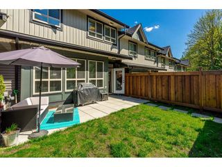 "Photo 18: 4 10525 240 Street in Maple Ridge: Albion Townhouse for sale in ""Magnolia Grove"" : MLS®# R2365683"