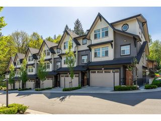 "Photo 1: 4 10525 240 Street in Maple Ridge: Albion Townhouse for sale in ""Magnolia Grove"" : MLS®# R2365683"