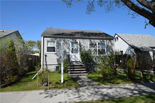 Photo 1: 697 Bannerman Avenue in Winnipeg: North End Residential for sale (4C)  : MLS®# 1914028