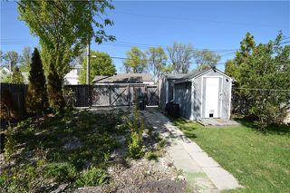 Photo 16: 697 Bannerman Avenue in Winnipeg: North End Residential for sale (4C)  : MLS®# 1914028