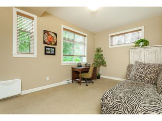 Photo 16: 41 8068 207 Street in Langley: Willoughby Heights Townhouse for sale : MLS®# R2378119