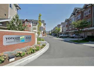 Photo 20: 41 8068 207 Street in Langley: Willoughby Heights Townhouse for sale : MLS®# R2378119